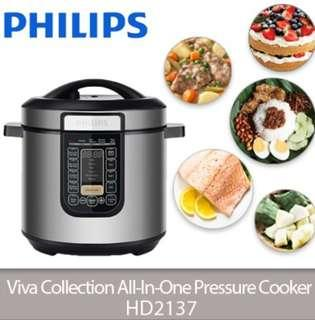 🚚 Philips all in one cooker
