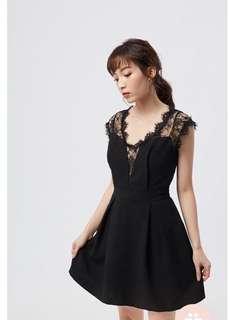 Myaleshia French Sexy Dress