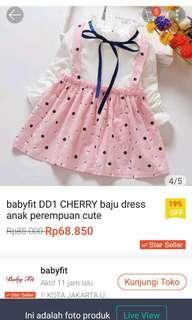 Baby Dress (3 thn)