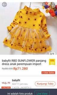 Dress Baby (3 thn)