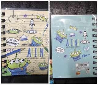 三眼仔 A6 notebook