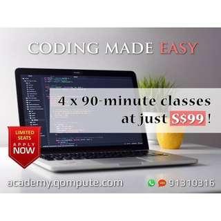 Qompute Academy: Programming For Beginners