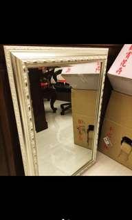 🚚 浴室鏡子(9成新