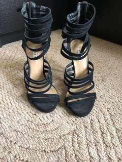 Siren heels size 6