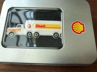 🚚 Shell fuel truck usb thumb drive 4gb