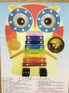 🚚 貓頭鷹🦉樂器組