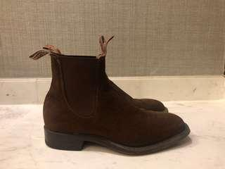 $4000➡️$480 Handmade RM Williams Brown Boots (US/AU 6.5)