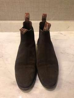 $3800➡️$495 RM Williams Suede Adelaide Boots (US/AU6.5)