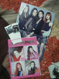 Blackpink photobook fankit