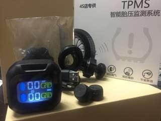 胎壓胎溫監察錶