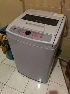 Auto Mesin Basuh Washer Machine washing