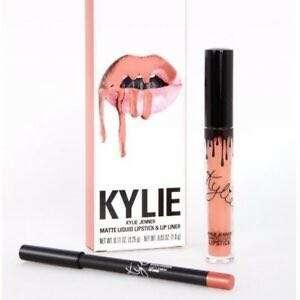 Authentic Kylie Cosmetics Dirty Peach Lip Kit