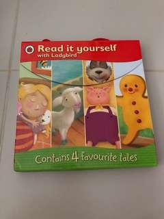 🚚 Read it yourself with ladybird (4 favourite tales)