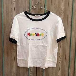 Zara t-shirt New York