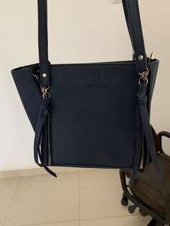 Doxotote - doxology - mini - navy blue