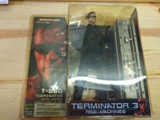 MCFARLANE TERMINATOR 3 T - 850 RISE OF THE MACHINE (not Marvel Legend, Neca, Hottoys, DC)