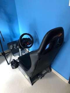 """""""Playseat"""" Racing Seat"""