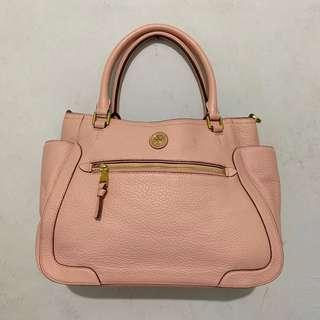 Tory Burch franches baby pink AUTHENTIC