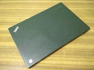 MEWAH Lenovo ThinkPad X1 Carbon TouchBar i7 4600U 8GB slim ringan