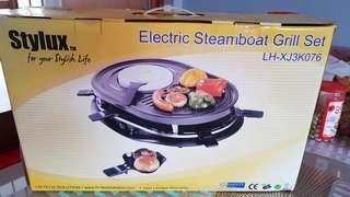 Steamboat and BBQ