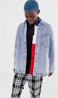 Denim Jacket Oversized