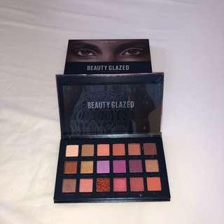 Beauty Glazed Eyeshadow pallete