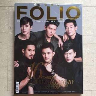 Men's Folio Special Collector's Edition! Oct '13 Issue *Collector's Condition*
