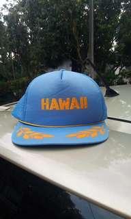Trucker Hawaii bunga padi