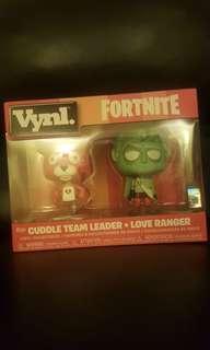 Fortnite Vynl - Cuddle Team Leader and Love Ranger