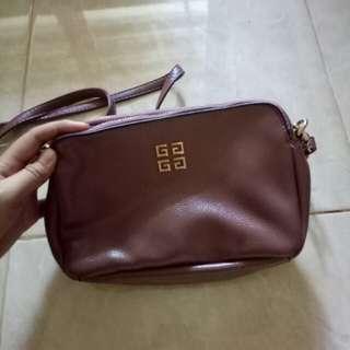 Sling Bag No Brand Dusty Pink