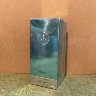 Mercedes Benz男士淡香水 (120ml)