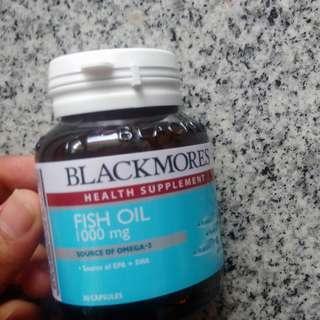grab the blackmore fish oil