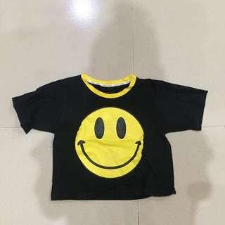 crop smile