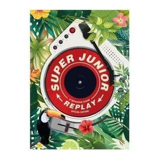 OFFICIAL ALBUM Super Junior Vol. 8th repackage album ( special edition)