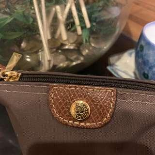 Authentic Longchamp Coin Purse