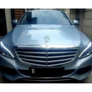Mercy Mercedes Benz C250 W205 Exclusive 2015 - Odo 8 Rb Miles (Not AMG AVG )