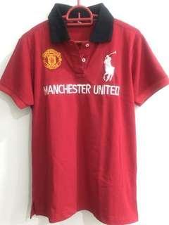 Polo Shirt Original Manchester United