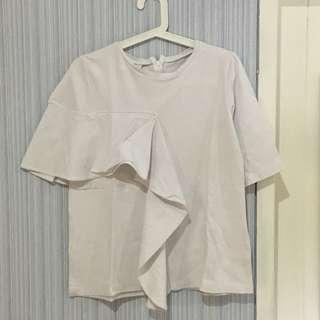 Kivee Baju Atasan Putih