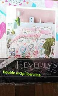 Bed sheet double size 3n1