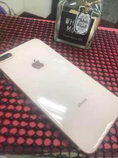 保固中 極新 售iPhone8 Plus 64g 金