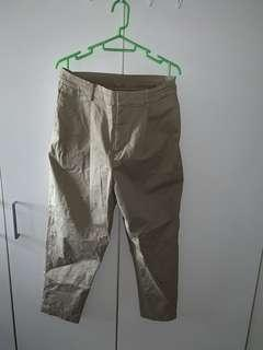 UNIQLO Long Pants Waist 67cm Hip 94cm