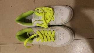 Taiwan white sneakers