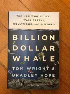 [HARDCOVER] Billion Dollar Whale