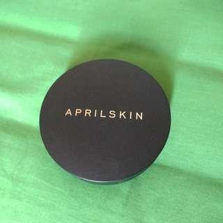 April Skin Magic Snow Cushion Case