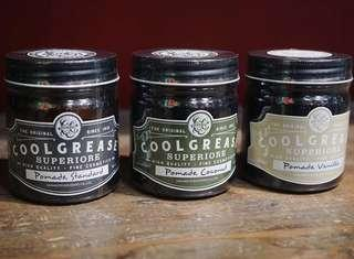 Coolgrease superiore pomade
