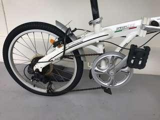 Alecoca Professional Bicycle
