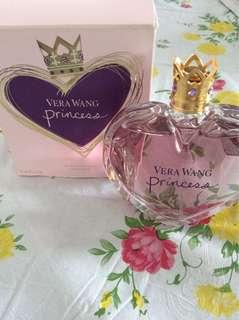 🚚 Vera Wang Princess perfume 100ml eau de toilette spray