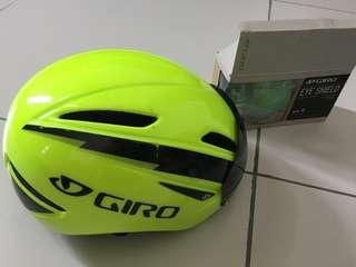 Giro air attack helmet road bike
