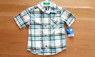 🚚 Carter's boy's shirt
