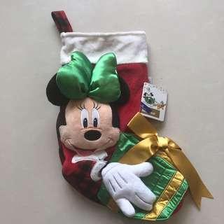 Disney Christmas Sock 廸士尼聖誕襪